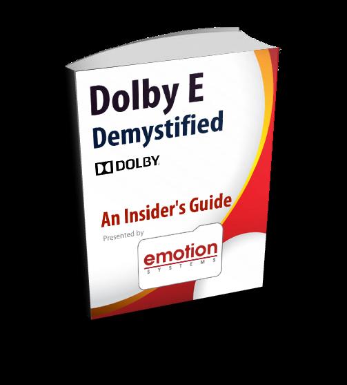Dolby Demystified